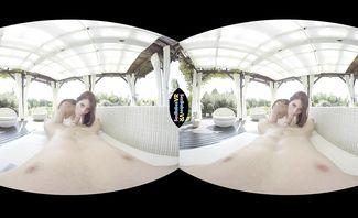 Rebecca Volpeti Love On The Horizon by SexBabesVR