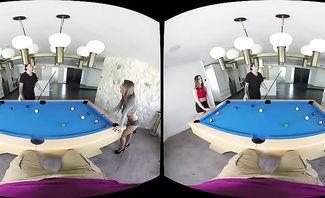 Kimmy Granger Rack and Balls for Naughty America VR