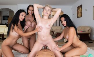 Twister Fivesome Part 2