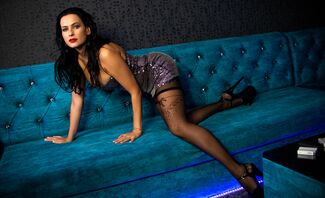 At The Strip Club – Part 2 Featuring Eva Wild, Sugar Ariana