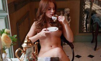 Tea for Two Featuring ChantalQ
