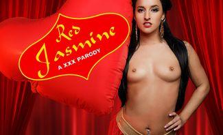 Red Jasmine A XXX Parody featuring Amirah Adara