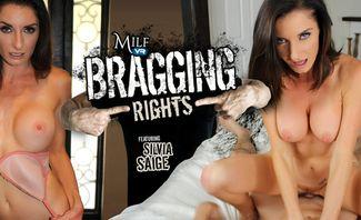 Bragging Rights featuring Silvia Saige