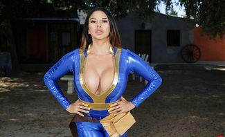Fallout A XXX Parody - Missy Martinez
