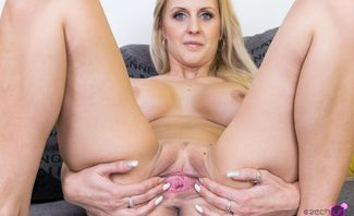 Her First Porn Experience Ever - Jessica Hunter