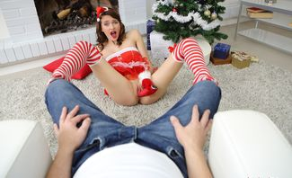 All She Wants For Christmas Is Your Cock - Stacy Cryz