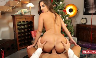Receiving The Stockings - Amirah Adara