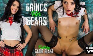 Grinds Her Gears - Sadie Blake