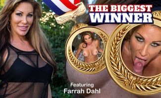 The Biggest Winner - Farrah Dahl