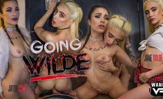 Going Wilde - Jane Wilde and Jayde Symz