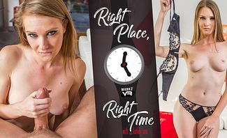 Right Place, Right Time - Ashley Lane
