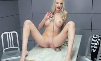 Horny High Risk Prisoner - Marie Pearl