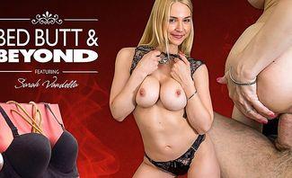 Bed Butt & Beyond - Sarah Vandella