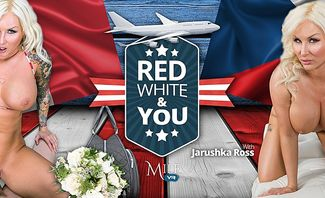 Red, White and You - Jarushka Ross