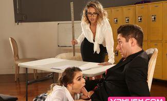 Can I Be Your Naughty Schoolgirl? - Pamela Morrison