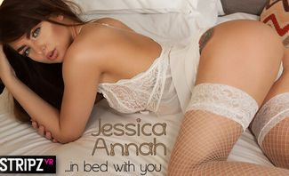 In Bed With You - Jessica Annah