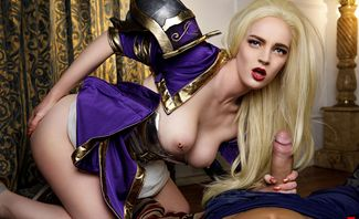 WOW: Jaina Proudmoore A XXX Parody - Carly Rae Summers
