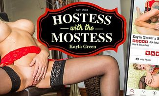 Hostess with the Mostess - Kayla Green
