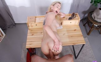 Awesome Cock Riding - Effy Sweet