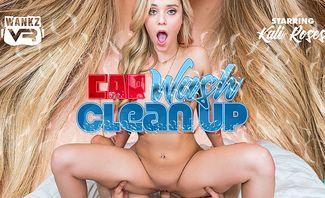Car Wash Clean Up - Kali Rose