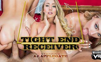 Tight End Receiver - AJ Applegate