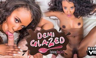 Demi Glazed - Ajaa Xxx