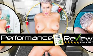 Performance Review - Ryan Keely