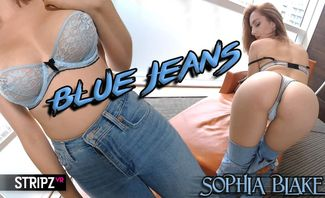 Blue Jeans - Sophia Blake