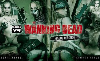 The Wanking Dead: Special Injection - Sofie Reyez, Kimber Veils
