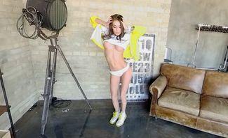 Sexy in Yellow - MeganQ