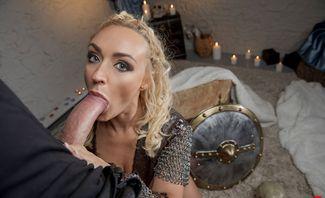 Vikings A XXX Parody - Amber Deen