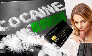 Blowjob And Cocaine - Nikky Dream