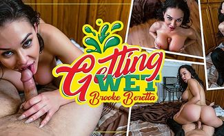 Getting Wet - Brooke Beretta