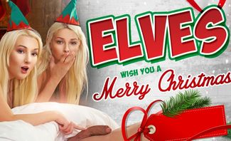 Elves Wish You A Merry Christmas - Karol Lilien, Lovita Fate