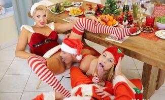 Jingle Balls And Christmas Hoes - Rebecca Black, Gabrielle