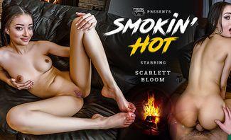 Smokin' Hot - Scarlett Bloom