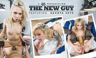 The New Guy - Dakota Skye