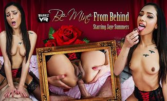 Be Mine From Behind - Jaye Summers