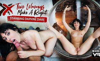 Two Wrongs Make A Right - Daphne Dare