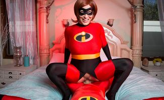 The Incredibles a XXX Parody - Ryan Keely