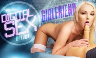 Digital Sex With Girlfriend - Lovita Fate