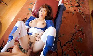 DOA: Kasumi a XXX Parody - Jade Kush