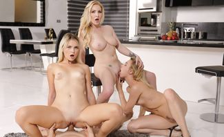 Step Family Foursome Is Awesome!