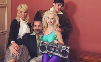 80's Flashback: Generation X Tries Stepfamily Sex