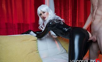 Black Cat A XXX Parody