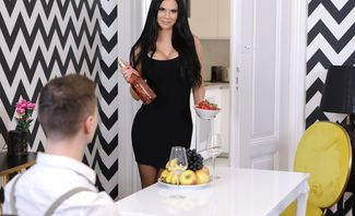Dish Of The Day is Step Mom Jasmine Jae's Pussy