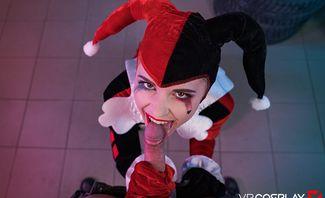 Lola Myluv In Harley Quinn A XXX Parody