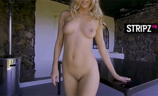 Naturally Naked Natasha Anastasia