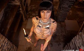 Billie Star In The Mummy A XXX Parody