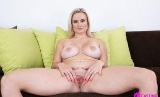 Lily Joy The Small Blonde With Big Tits